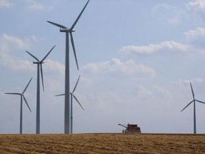 Windpark: Macht er krank? Foto: Bodoklecksel/Wikimedia commonas