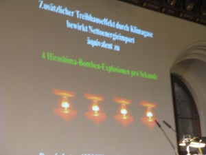 Schellnhubers Hiroshima-Vergleich (c) Goede