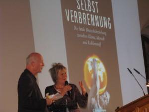 Schellhubers neues Buch: Selbstverbrennung (c) Goede