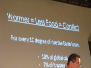 Copeland: Klima und Konflikte sind Zwillinge (c) Goede