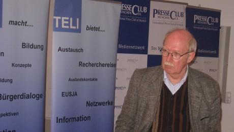 Professor Peter Finke (c) Goede