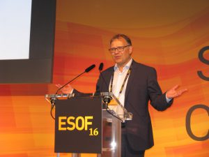 Jens Degett, EUSJA Präsident: E-Gesundheit wichtiges Thema in Europa (c) Goede