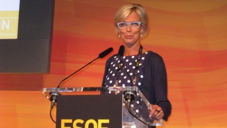 Kay Sundberg, PhD, Krankenschwester, Karolinska Inst. Stockholm: Smarte Handys helfen Prostatakrebspatienten (c) Goede