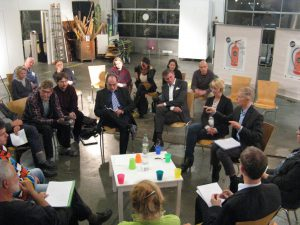 TELI Fishbowl: Beteiligungsformat (c) Goede