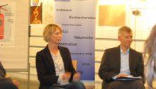 Autor und Volkswirt Christian Kreiß (r): Verkaufte Forschung (c) Goede